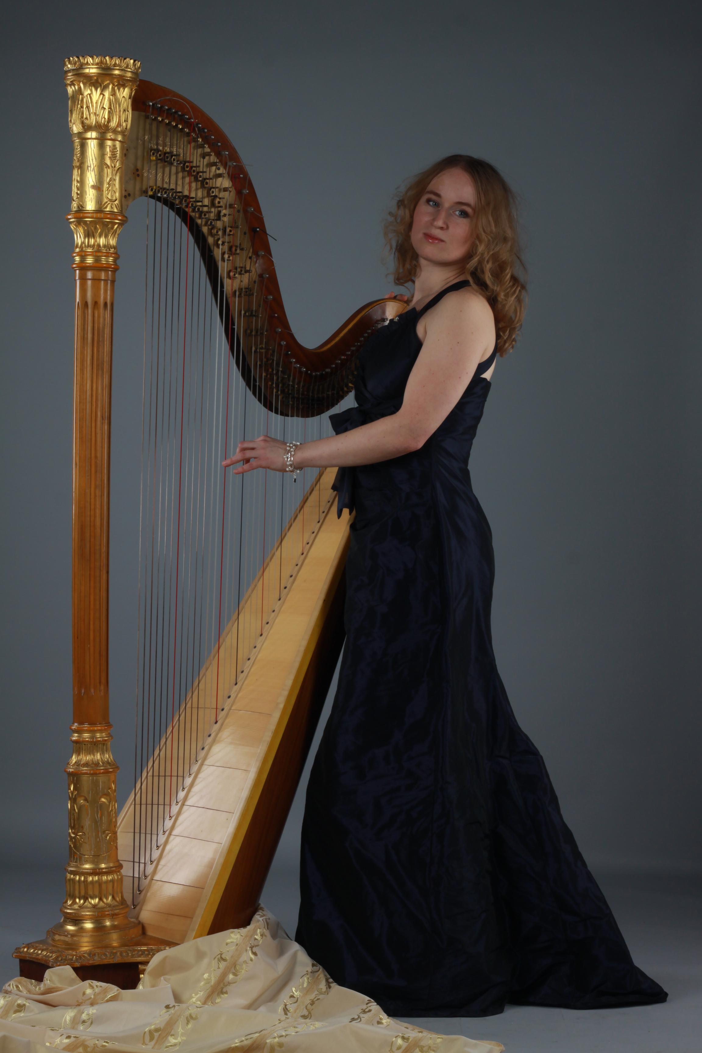Real Harp Солистка Арфистка + Музыкальные коллективы с арфой!
