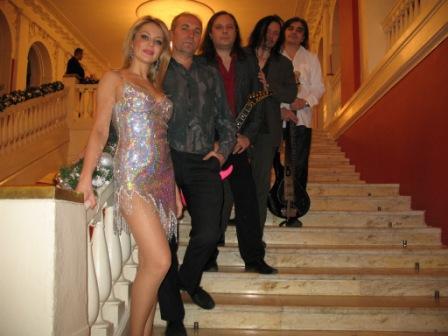 Кавер-Группа «Москва Сити Бэнд»