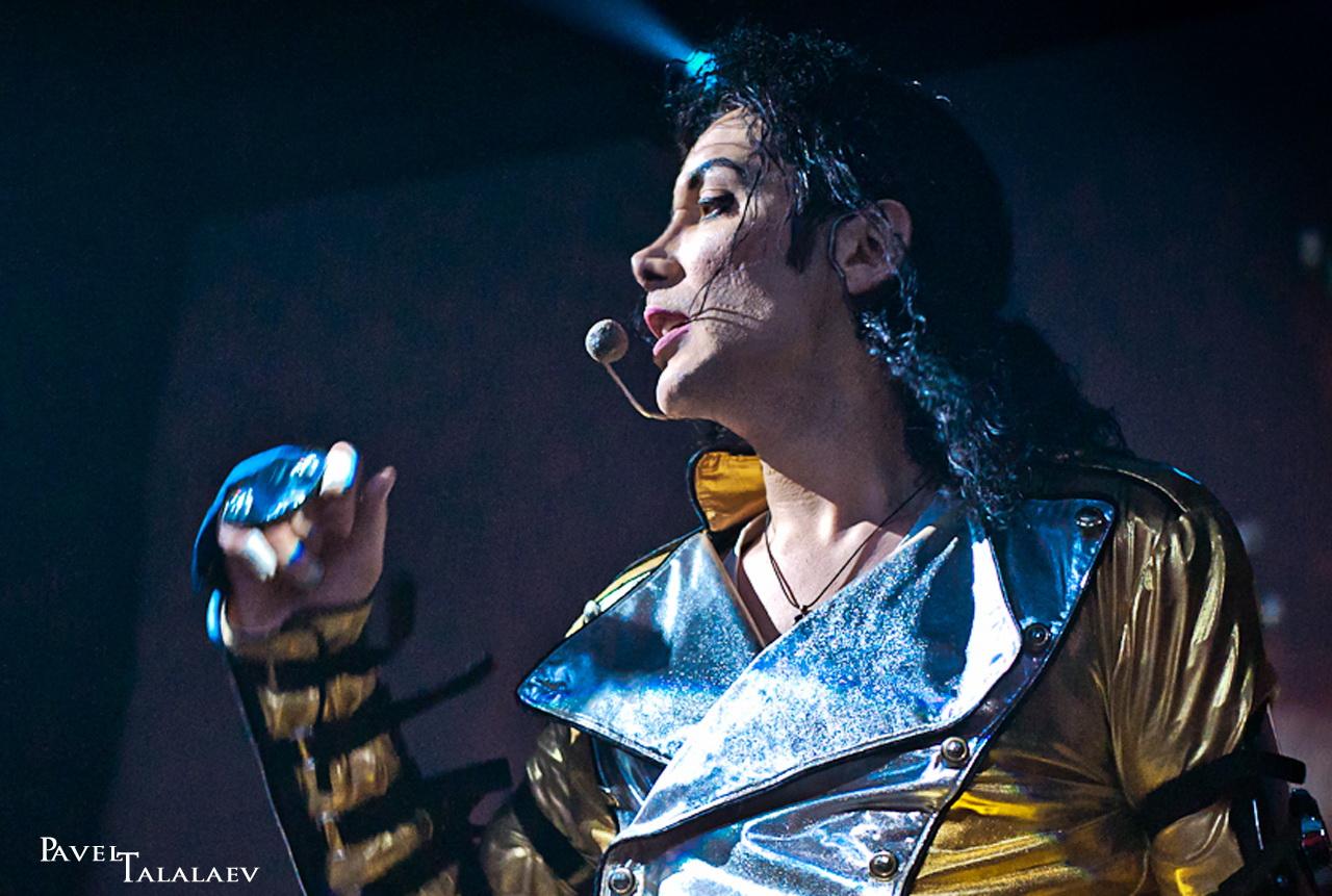 Официальный Двойник Майкла Джексона  Павел Талалаев на Ваши Праздники!