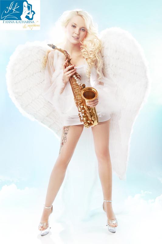 анна-катарина саксофонистка