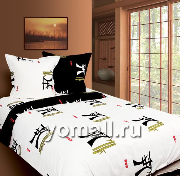 Постельное белье с иероглифами интернет магазин седьмой сон