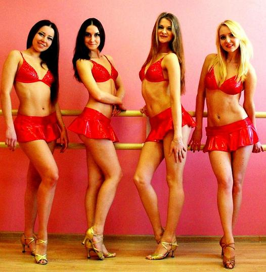 """Шоу-балет """"Аттина"""".г. Москва, шоу-балет на праздник."""