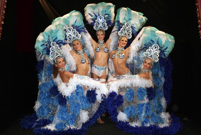 Работа для шоу-балетов в Анталии