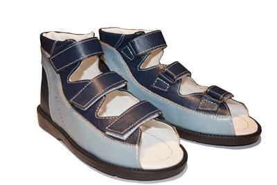 Детские ортопедические сандалии