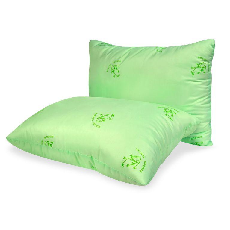 Подушка БАМБУК подушка с бамбуковым волокном, Эконом