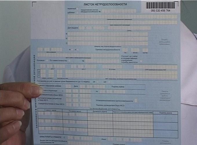 Купить больничный лист и медицинские справки в Киеве