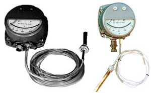 ТКП-160, Термосигнализатор