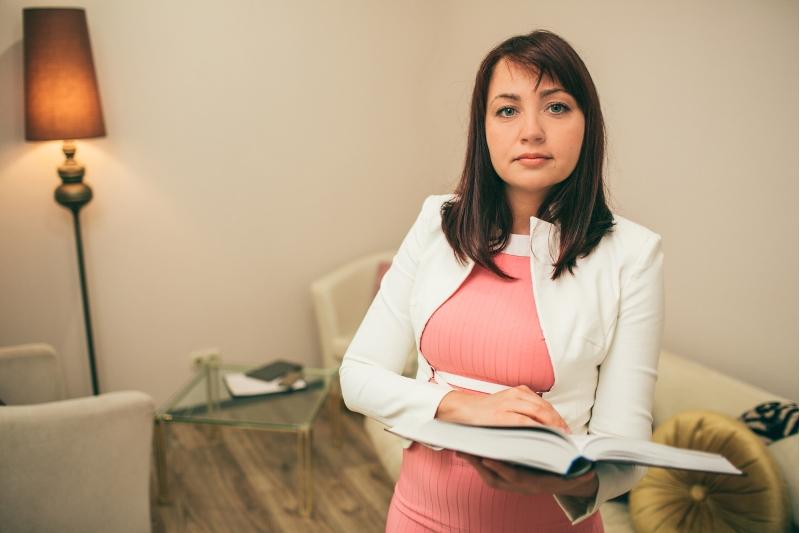 Оксана Диденко, онлайн психолог, психотерапевт, психоаналитик.