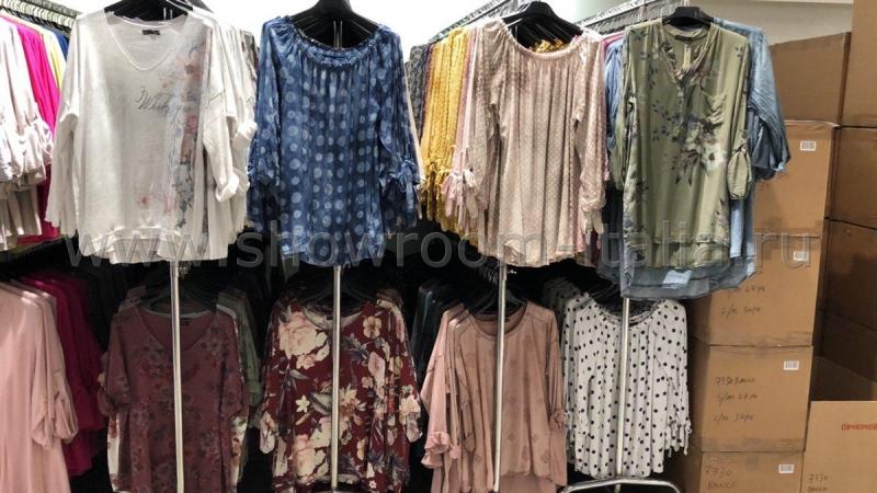 Дешевая итальянская одежда с фабрик в г. Прато