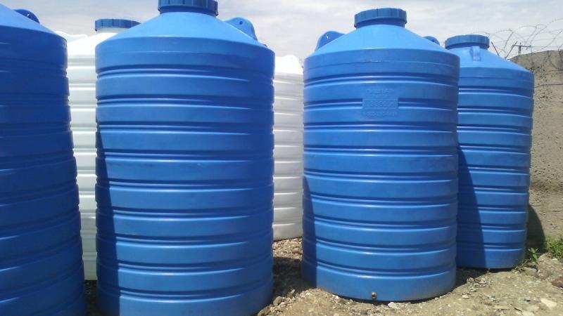Пластиковая  бак в Краснодаре от 200 литров до 15 кубов- низкая цена