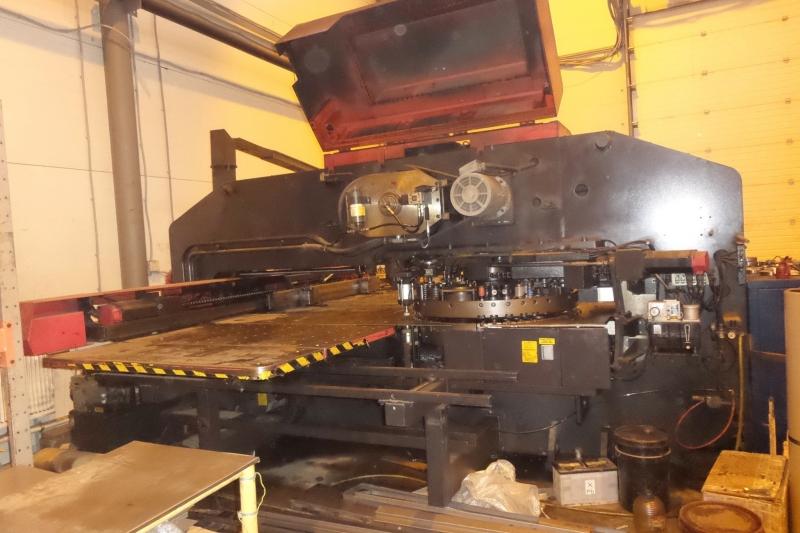 Пресс координатно-пробивной PMP30 с ЧПУ FANUC стол 1250х2500 ...