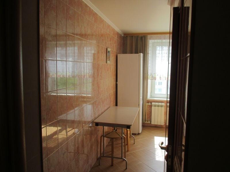 Квартира с хорошим ремонтом под евро.