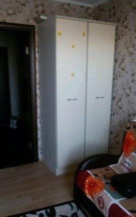 Комната для одной девушки.