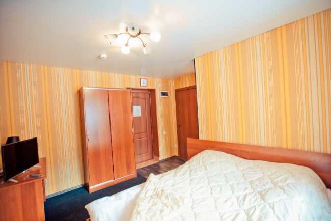 Уютная гостиница в пригородной части Барнаула