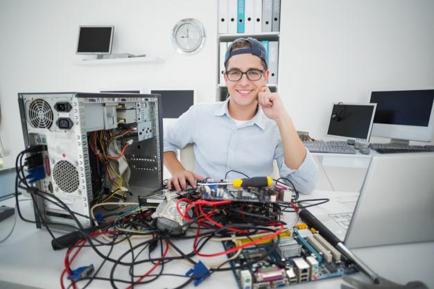 Честый ремонт компьютеров и ноутбуков