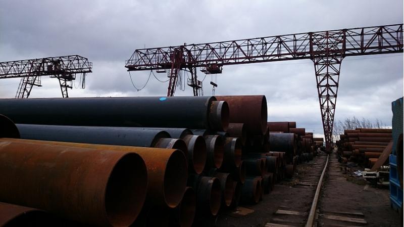 Предлагаем стальные трубы бу от 1м.п. до 1000тонн.