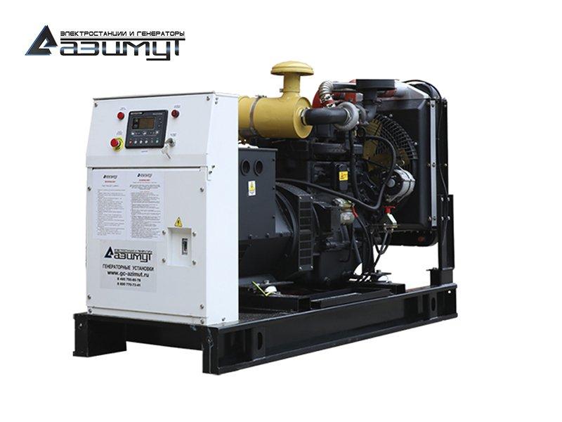 Дизель генератор Азимут мощностью 40 кВт