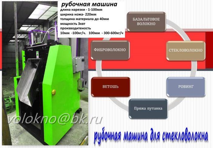 промышленная гильотина для всех типов вОлокон