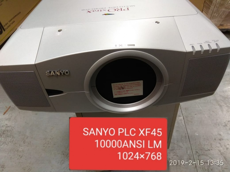 Проектор SANYO PLC XF45