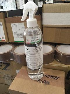 Антисептик для рук антибактериальный Ecolibri, 500мл