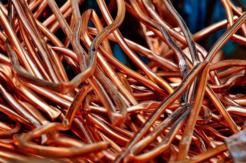 Прием и покупка цветного металлолома
